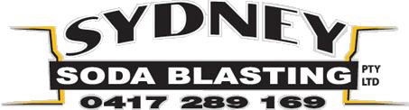 Sydney Soda Blasting Logo